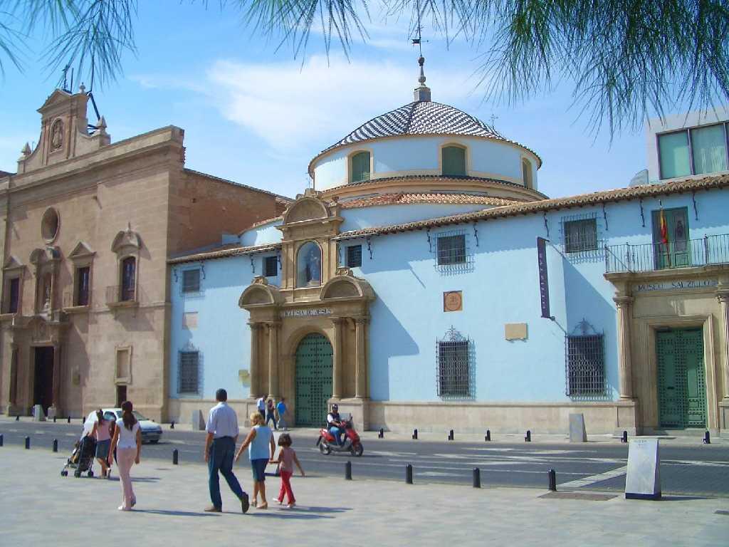 Museo Salzillo  (Al pulsar se abrir� la foto en una nueva ventana.)