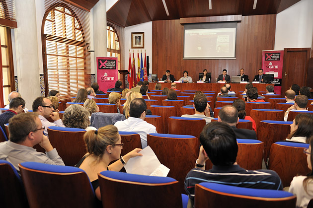 Feria Tecnologica En Murcia Sociedad De La Informacion Ferias En La